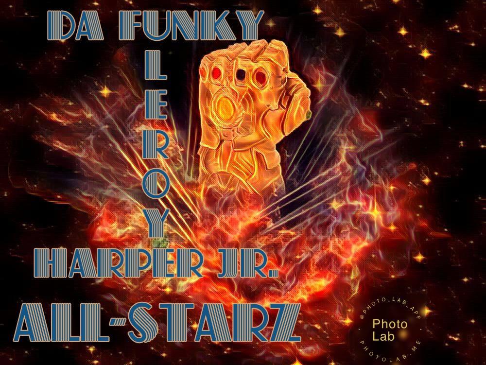 Leroy Harper & Da Funk All Stars