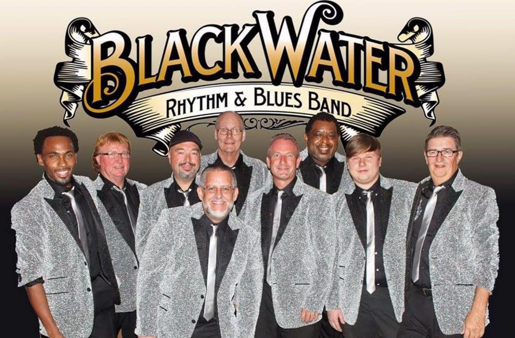Black Water Rhythm & Blues Band live at the Blue Crab Festival